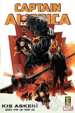 Captain America Kış Askeri Cilt: 2 - Ed Brubaker - Gerekli Şeyler Yayı