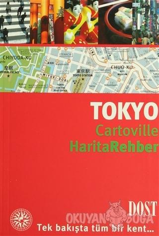 Cartoville Harita Rehber Tokyo (Ciltli)