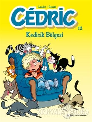 Cedric 12 - Kolektif - Alfa Yayınları
