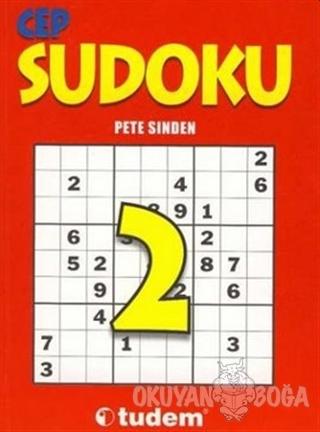 Cep Sudoku 2 - Pete Sinden - Tudem Yayınları