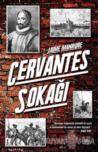 Cervantes Sokağı - Jaime Manrique - İthaki Yayınları
