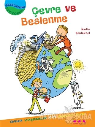 Çevre ve Beslenme - Nadia Benlakhel - Caretta Yayıncılık