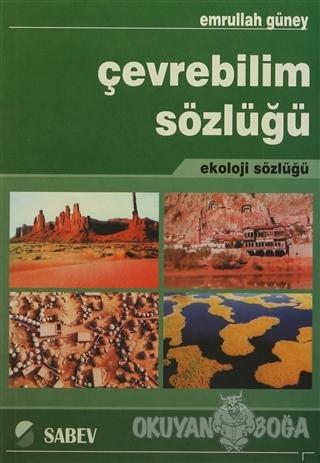 Çevrebilim Sözlüğü