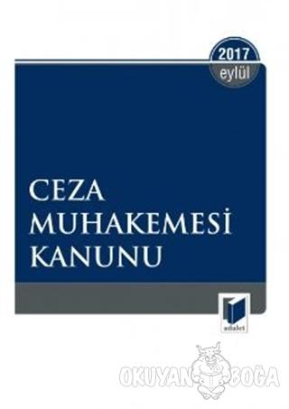 Ceza Muhakemesi Kanunu 2017