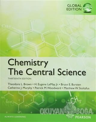 Chemistry The Central Science (Şifreli) - Theodore E. Brown - Pearson