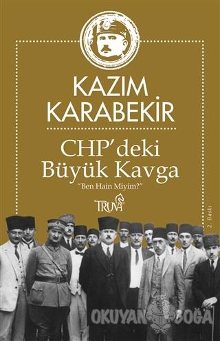 CHP'deki Büyük Kavga