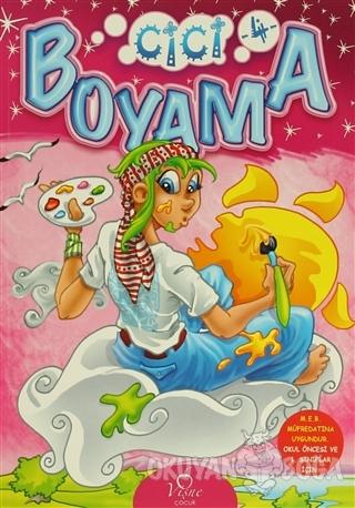 Cici Boyama - 4 - Kolektif - Vişne Çocuk
