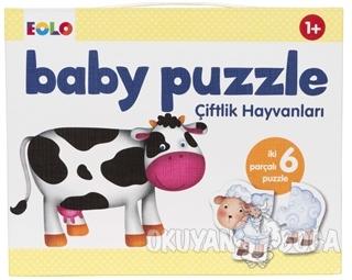Çiftlik Hayvanları - Baby Puzzle