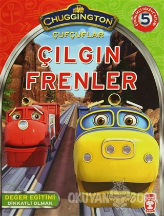 Çılgın Frenler - Kolektif - Timaş Çocuk - İlk Gençlik