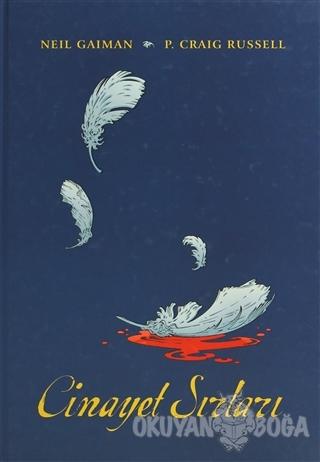 Cinayet Sırları (Ciltli) - Neil Gaiman - Mürekkep Basın Yayın