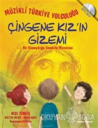 Çingene Kız'ın Gizemi - Neşe Türkeş - Doğan Egmont Yayıncılık