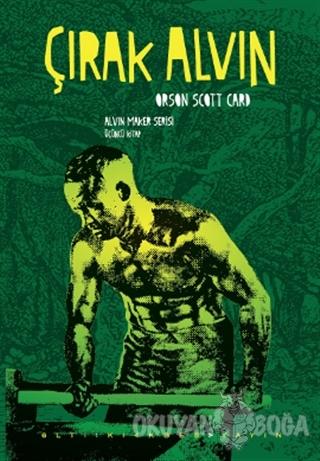 Çırak Alvin - Orson Scott Card - Altıkırkbeş Yayınları