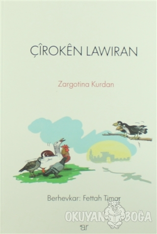 Çiroken Lawiran - Zargotina Kurdan - Ar Yayınları