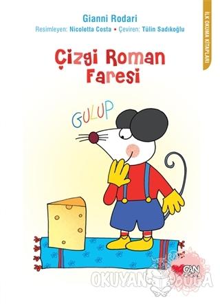 Çizgi Roman Faresi - Gianni Rodari - Can Çocuk Yayınları