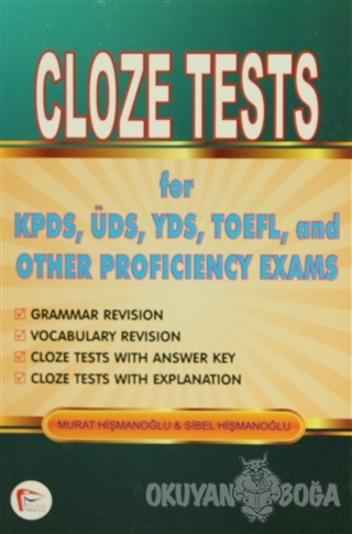 Cloze Tests for KPDS, ÜDS, YDS, TOEFL and Other Proficiency Exams - Mu