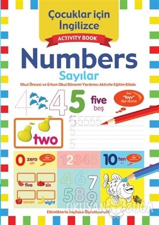 Çocuklar İçin İngilizce - Numbers - Kolektif - Koloni Çocuk