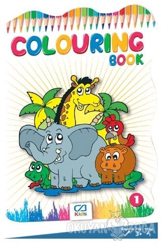 Colouring Book - 1 - Kolektif - CA Games