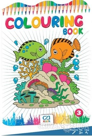 Colouring Book - 3 - Kolektif - CA Games