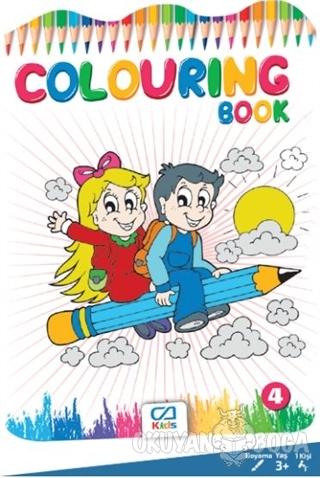 Colouring Book - 4 - Kolektif - CA Games