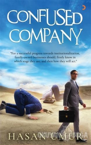 Confused Company - Hasan Umur - Cinius Yayınları