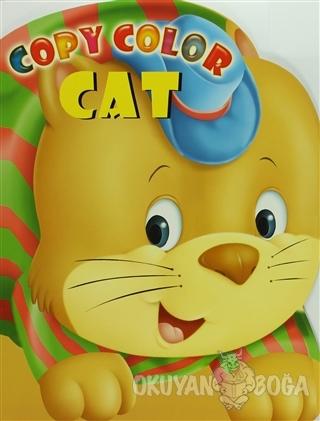 Copy Color Cat - Kolektif - Macaw Books