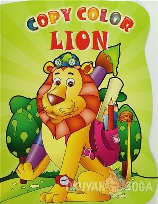 Copy Color Lion - Kolektif - Macaw Books