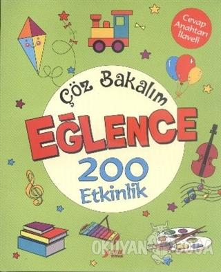 Çöz Bakalım Eğlence 200 Etkinlik - Nurten Ertaş - Yuva Yayınları