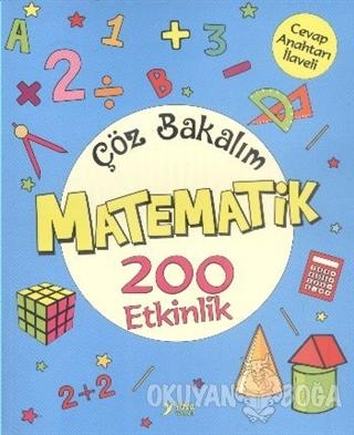 Çöz Bakalım Matematik 200 Etkinlik - Nurten Ertaş - Yuva Yayınları