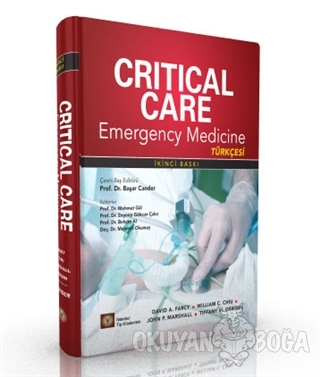 Critical Care Emergency Medicine (Türkçesi) (Ciltli)