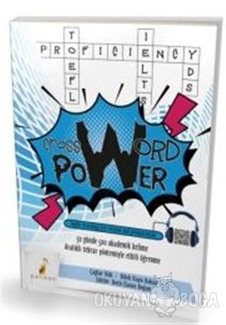 Crossword Power 50 Günde 500 Akademik Kelime (Audio Recordings for Revision and Pronunciation)