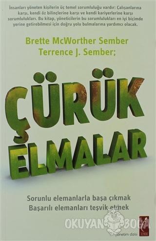 Çürük Elmalar - Brette Mcwhorter Sember - Crea Yayınları