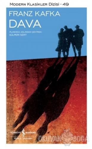 Dava - Franz Kafka - İş Bankası Kültür Yayınları