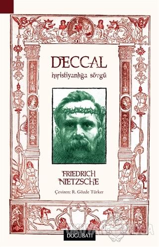 Deccal - Hıristiyanlığa Sövgü