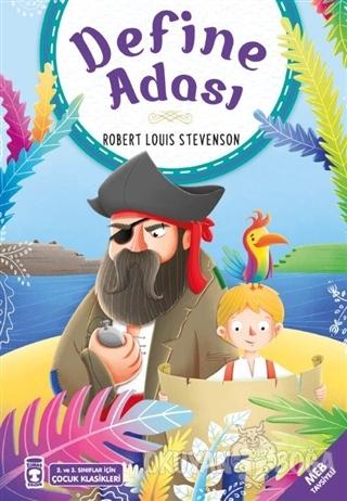 Define Adası - Robert Louis Stevenson - Timaş Çocuk - İlk Gençlik