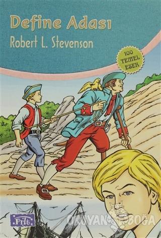 Define Adası - Robert Louis Stevenson - Parıltı Yayınları