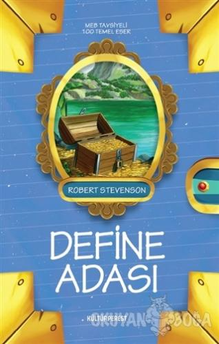 Define Adası - Robert Louis Stevenson - Kültürperest Yayınevi