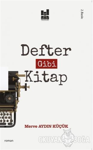 Defter Gibi Kitap - Merve Aydın Küçük - Mgv Yayınları