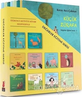 Değerler Eğitimi Serisi (10 Kitap Takım)
