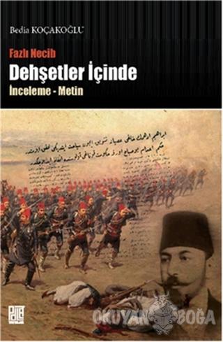 Dehşetler İçinde - Bedia Koçakoğlu - Palet Yayınları