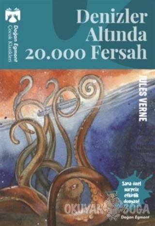Denizler Altında 20.000 Fersah - Jules Verne - Doğan Egmont Yayıncılık