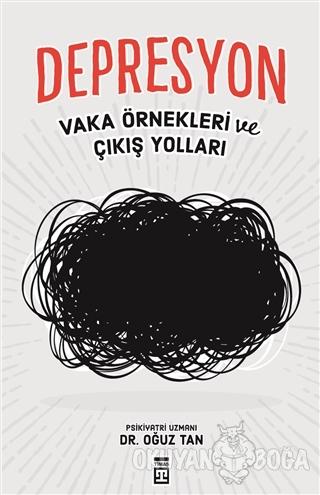 Depresyon - Oğuz Tan - Timaş Yayınları