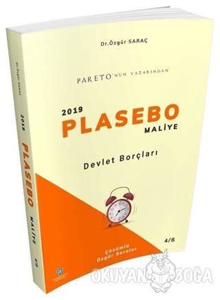 Devlet Borçları - 2019 Plasebo Maliye - Özgür Saraç - Sorubankası Net