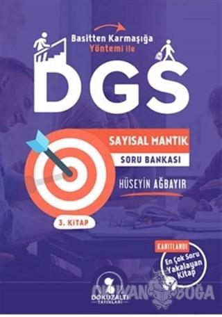 DGS Sayısal Mantık Soru Bankası 3. Kitap