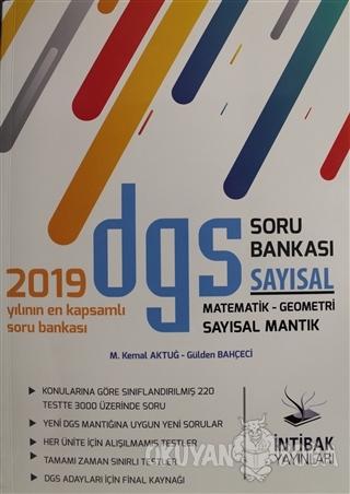 DGS - Sayısal Soru Bankası