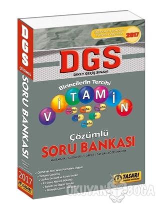 DGS Vitamin Çözümlü Soru Bankası - Kolektif - Tasarı Yayıncılık