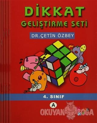 Dikkat Geliştirme Seti 4. Sınıf(5 Kitap) - Kolektif - Yuka Kids