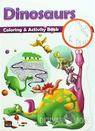 Dinosaurs - Kolektif - Macaw Books