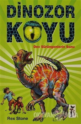 Dinozor Koyu - Rex Stone - Çizmeli Kedi Yayınları