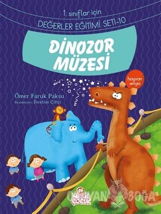 Dinozor Müzesi - Ömer Faruk Paksu - Nesil Çocuk Yayınları