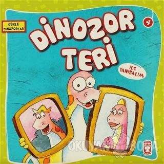 Dinozor Teri İle Tanışalım - Kolektif - Timaş Çocuk - İlk Çocukluk